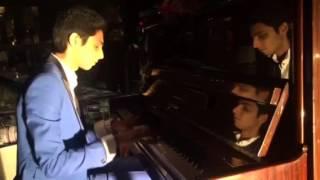 Thangamey Piano Jam at 'Avalukena' shoot | Anirudh