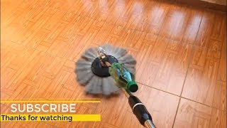 How to make Floor Cleaner Machine simple at home