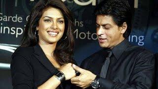 When Shahrukh Khan Proposed Priyanka Chopra