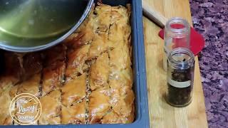 How To Make Baklava | Easy Greek Baklava Recipe