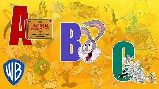 ABCs of WB Kids! | Reading Month | WB Kids