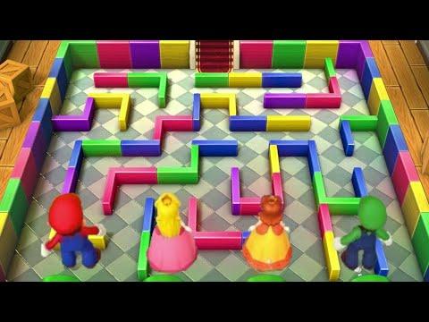 Xxx Mp4 Mario Party 10 All Tricky Minigames 3gp Sex