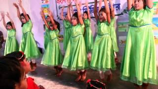 Soheli's dance performance on 27th march 2015