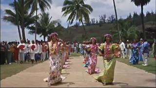 Pearly Shells - Sway a Hula - HD STEREO - from Donovan's Reef 1963