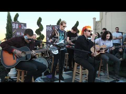 Xxx Mp4 My Chemical Romance Helena Live Acoustic At 98 7FM Penthouse 3gp Sex