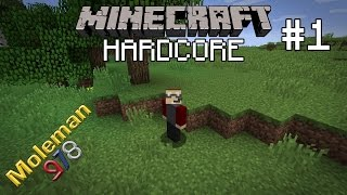 Let's Play Hardcore Minecraft #1 | Welcome to My World