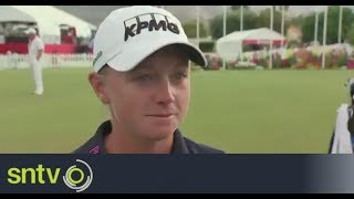 Stacy Lewis on Golf Digest cover controversy