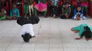 Sinega wining first  price State level JUNIOR & SENIOR yoga championship - 2014 at Cuddalore