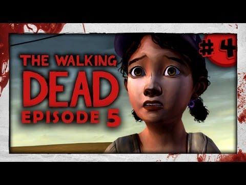 GOODBYE - The Walking Dead: Episode 5: Part 4 - FINAL (No Time Left)