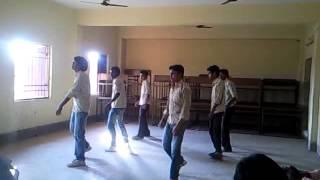 my college dance video