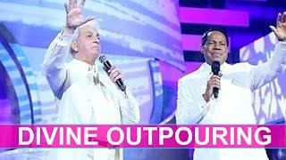 Pastor Benny Hinn and Pastor Chris : Divine Outpouring during the MHIS in Lagos