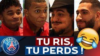 TU RIS, TU PERDS ! CHALLENGE feat. Mbappé, Rabiot, Areola, Nkunku
