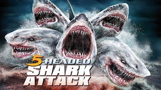 5 Headed Shark Attack | Trailer (deutsch)