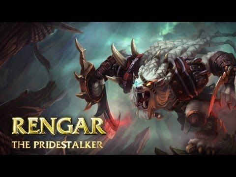 Rengar: Champion Spotlight | Gameplay - League of Legends
