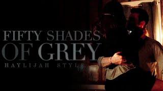 Hayley & Elijah | Fifty Shades Of Grey [Trailer]