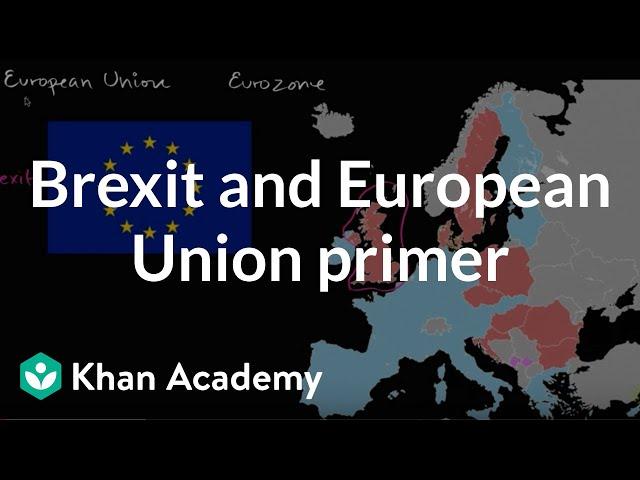 Brexit und die Europäische Union - Grundlagen