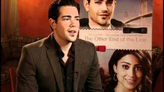 The Other End of the Line - Exclusive: Jesse Metcalfe Interview