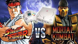 MAX PLAYS: Street Fighter VS. Mortal Kombat (Lost Dreamcast Game)
