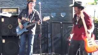 Hey Joe - Guitar Shorty (David Kearney) LIVE @ The Ascencia Blues Festival 2015