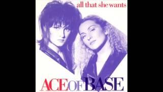 Ace Of Base - All That She Wants (DJ Glic Remix)