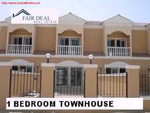 Town House - Jvt - 1 Bhk - For Sale - Mr.Amjad 050-2616207