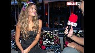 Ariadna Gutiérrez habla de su amistad con Gianluca Vacchi | La Hora ¡HOLA!