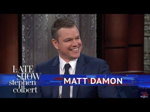 Xxx Mp4 Matt Damon Thought The Downsizing Plot Was A Ruse 3gp Sex
