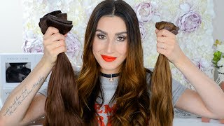 11 Genius Ways to Wear Clip In Hair Extensions