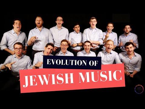 Y-Studs - Evolution of Jewish Music