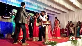 Thudakkam mangalyam wedding day