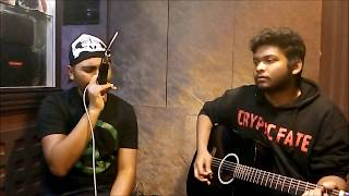 Shohor by Arbovirus performed unplugged at Vape Culture's 2 years anniversary