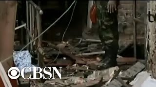 Several explosions rock churches and hotels on Easter Sunday in Sri Lanka