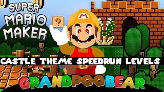 Mario Maker-Gotta Go Fast!