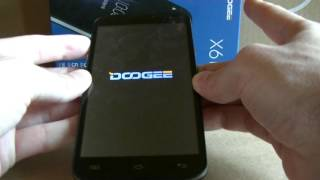 Doogee X6 Pro - recovery | ITFroccs.hu