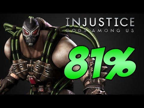 Bane Combo 81% - Injustice Gods Among Us - Buxrs Videos - Watch YouTube in Pakistan Without Proxy
