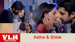 Adegan Romantis Astha dan Shlok dalam Film Astha dan Shlok di SCTV