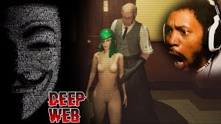 i searched the deep web and this is what happened..   Welcome To The Game 2