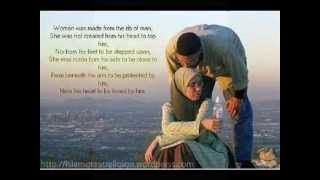 Muslim Husband And Wife - True Love in Islam