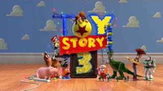 Toy Story 3 Movie Trailer