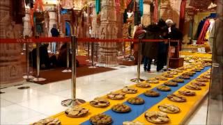 Chappan Bhog Shiva Temple London