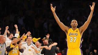 NBA Crazy Endings!