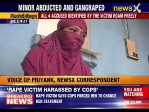 Delhi: Class XI girl abducted and gang raped by 4 men