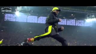 Jürgen Klopp Winning Jump