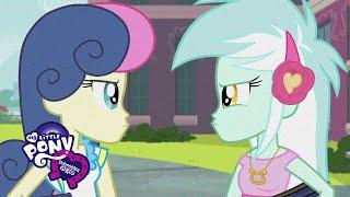 MLP: Equestria Girls - Friendship Games - 'All is Fair In Love & Friendship Games' Clip