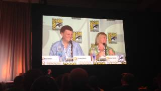SDCC 2013 Sherlock Panel Part 1