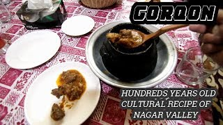 THE LAST IFTAR WITH MY FRIEND NADEEM HUSSAIN | OSHO THANG HOTEL - MINAPIN - NAGAR VALLEY |