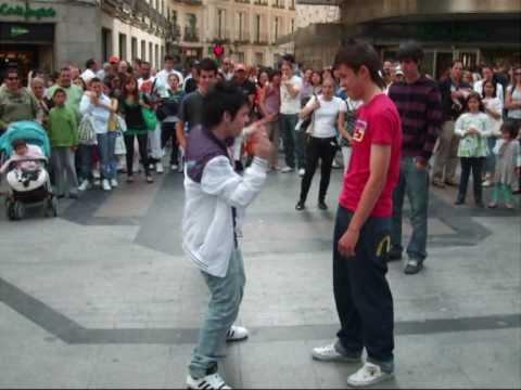 Electro Dance Madrid España Spain