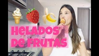HELADOS DE FRUTAS - Marcia Jones