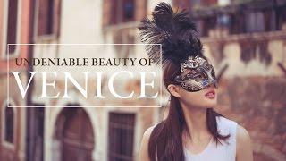 Undeniable Beauty of Venice, Italy | Colorful Burano | Romantic Gondola ride | A Venetian Masquerade