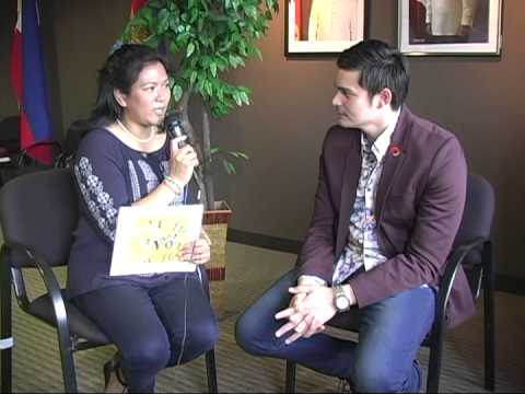 Hataw Pinoy Chicago and Piyesta Pinoy with Dingdong Dantes